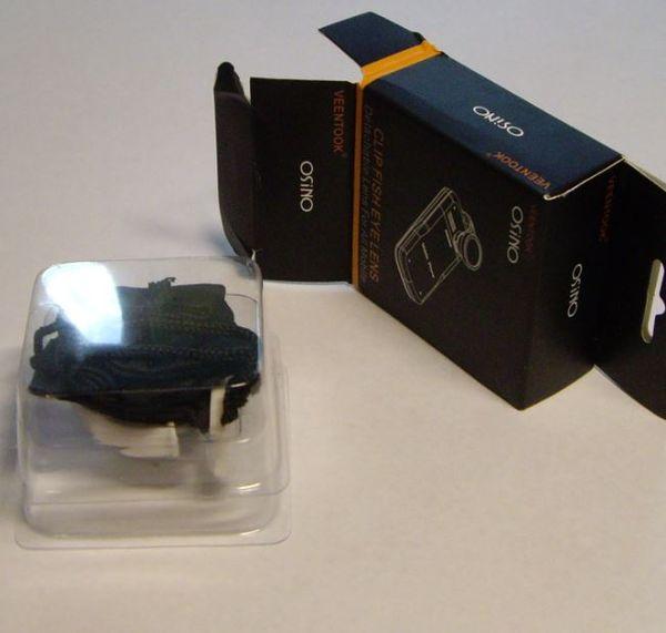 Упаковка объектива Osino AJHA71