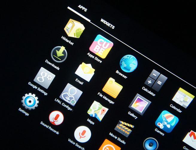Обзор планшета Cube i10