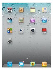 iOS и приложения планшета Apple iPad 2