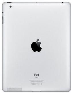Задняя стенка планшета Apple iPad 2