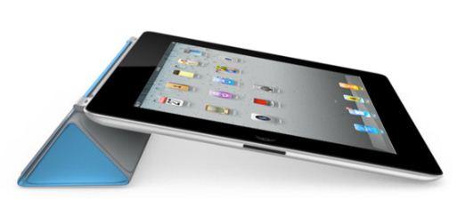 Apple Smart Cover может быть использован и в качестве подставки