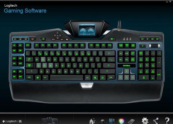 ПО для клавиатуры