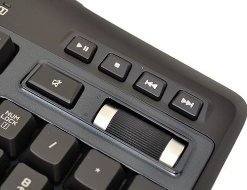 Блок медиа клавиш