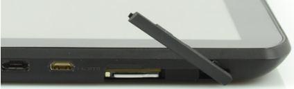 Интерфейсы Motorola Droid Xyboard