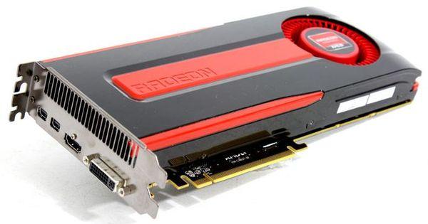 Обзор видеокарты AMD Radeon HD 7970