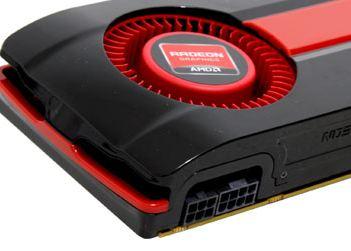 Разъемы для подключения дополнительного питания к Radeon HD 7970