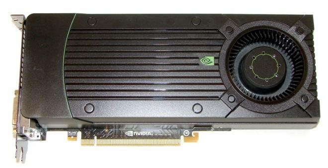 Обзор видеокарты NVIDIA GTX 670