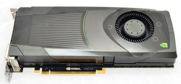Обзор видеокарты NVIDIA GeForce GTX 680