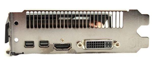 Порты видеокарты Sapphire HD 7770