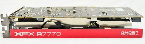 Видеокарта XFX HD 7770