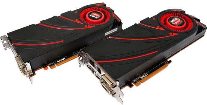 Видеокарта AMD Radeon R9 290X – другая обработка потоков видео