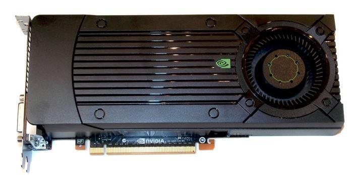 Обзор видеокарты NVIDIA GeForce GTX 650Ti Boost