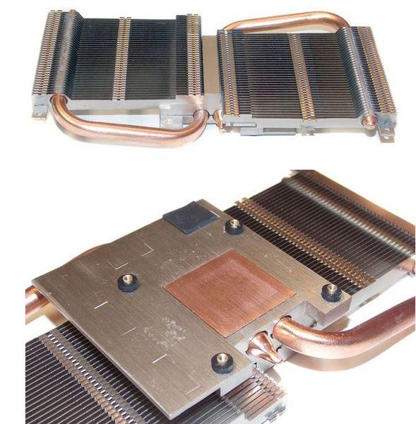 Система охлаждения видеокарты Sapphire Radeon HD 7790 Dual-X OC