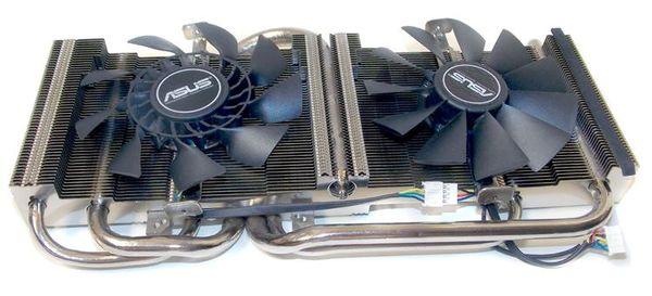 Система охлаждения R9 280X