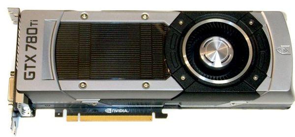 Обзор видеокарты NVIDIA GeForce GTX 780 Ti