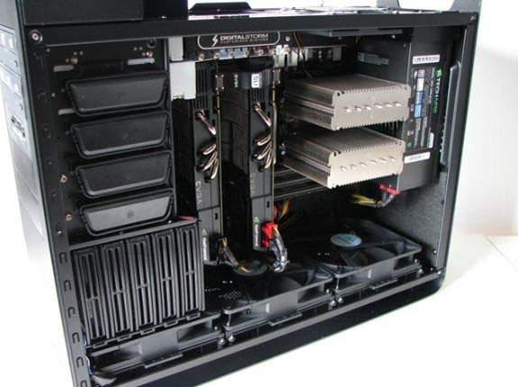 Системный блок 3D Vision от Digital Storm