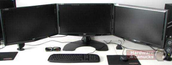 Система NVIDIA 3D Vision готова к работе