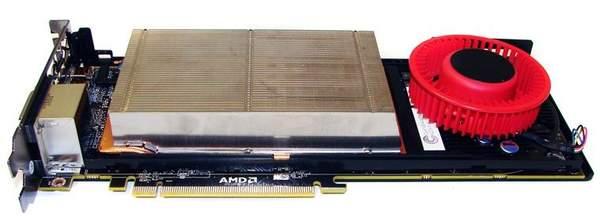 Система охлаждения Sapphire HD 6970