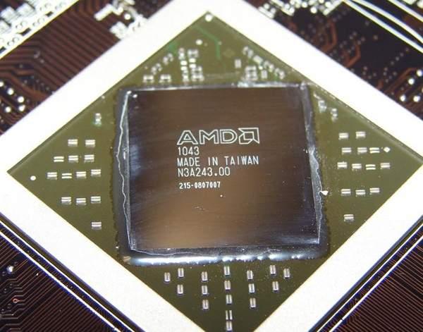 Графический процессор HD 6970