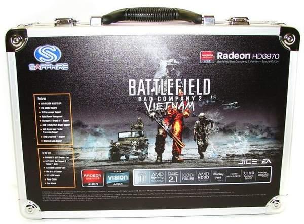 Оригинальная упаковка Sapphire HD 6970