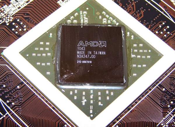 Графический процессор HD 6950