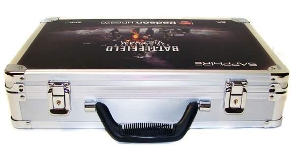 Упаковка видеокарты Sapphire HD 6970