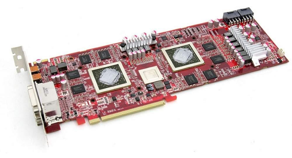 Дизайн PCB видеокарты Club 3D HD 6870 X2