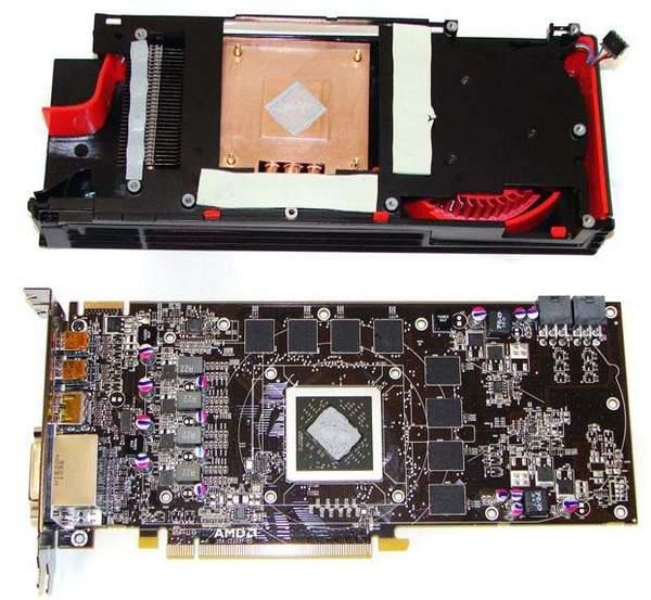Кулер XFX HD 6870