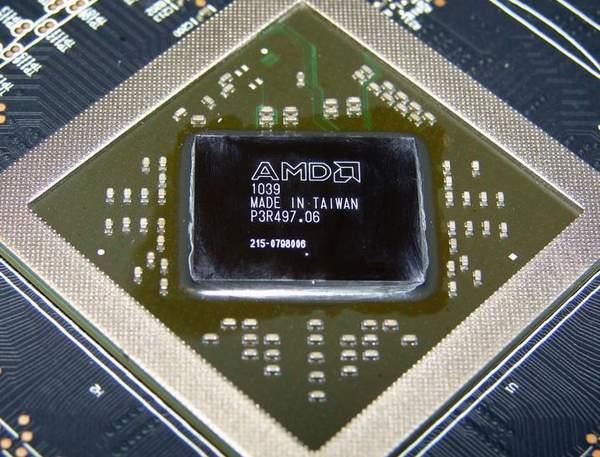 Графический чип HD 6870