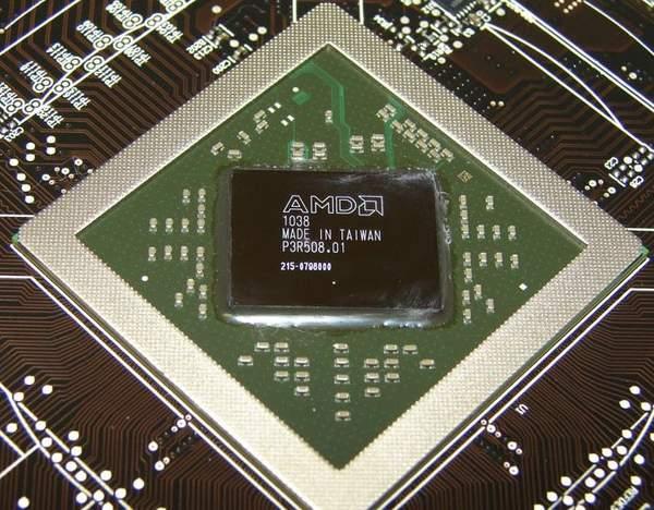 Графический чип HD 6850