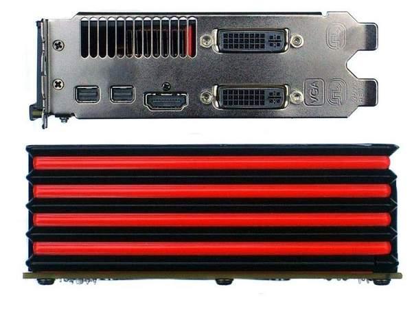 Порты PowerColor HD 6870