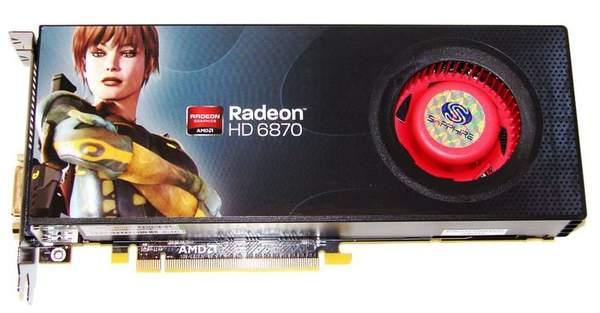 Вышли новые видеокарты AMD HD 6870 и HD 6850
