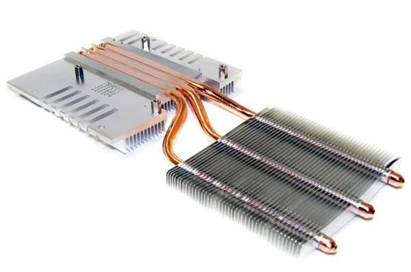 Радиатор Asus GTX 560 Ti DirectCUII TOP