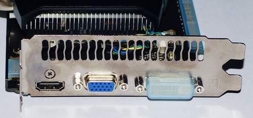 Порты Asus ENGTS450 TOP