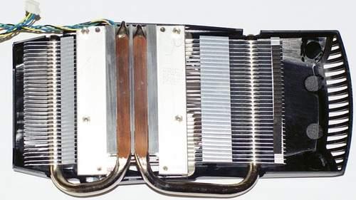 Тепловые трубки имеют прямой контакт с поверхностью чипа