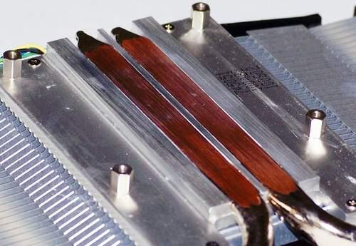 Основание кулера Asus ENGTS450 TOP