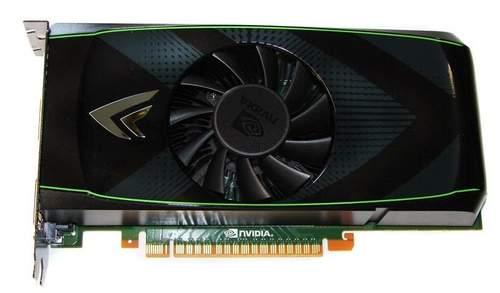 Видеокарта NVIDIA GTS 450