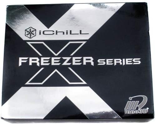 Упаковка Inno3D iChill GTS 450 - обратная сторона
