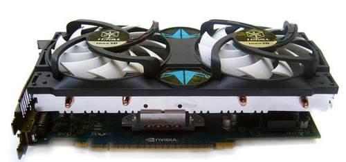 Кулер Accelero на Inno3D GTS 450
