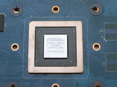 Графический чип GTS 450