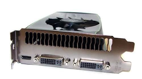 Порты видеокарты NVIDIA GTS 450