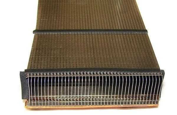 Радиатор системы охлаждения GTX 570