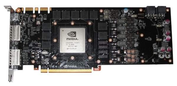 Дизайн PCB GTX 570 аналогичен видеокарте GTX 580