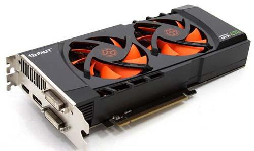 Palit GeForce GTX 470 Dual Fan Cooler
