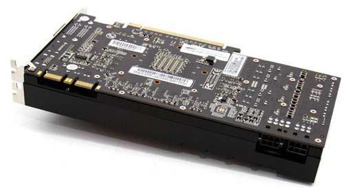 Питание видеокарты Palit GeForce GTX 470 Dual Fan Cooler
