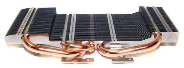 Радиатор видеокарты HD 6870 PCS+
