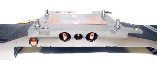 Радиатор видеокарты PowerColor HD 6870 PCS+