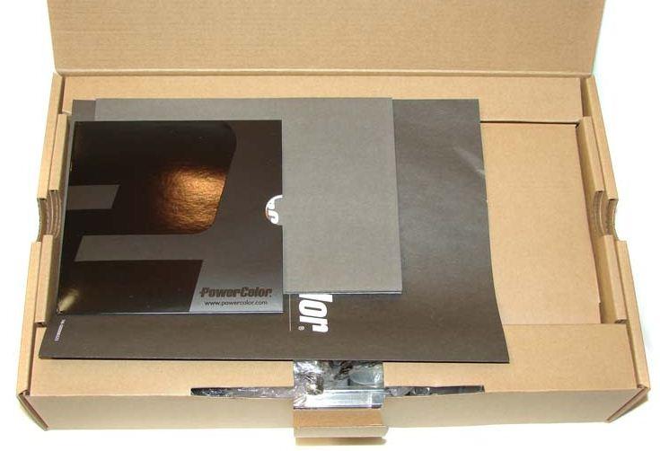Внутренняя коробка Powercolor LCS HD 6990