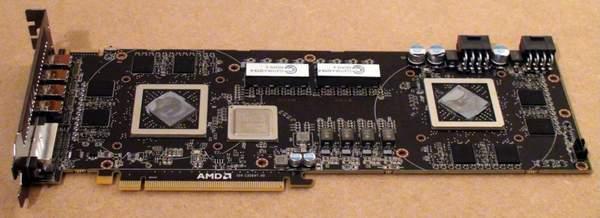 Sapphire Radeon HD 6990 без доспехов
