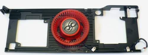 Кожух системы охлаждения XFX HD 5970